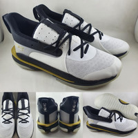 Sepatu Basket Under Armour Stephen Curry 7 For the Game White Black