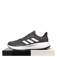 Sepatu Running Lari Adidas Duramo 9 F34491 Grey ORIGINAL BNIB