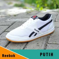 Sepatu Sport Casual Pria Reebok Classic Sepatu Kets Badminton Cowok