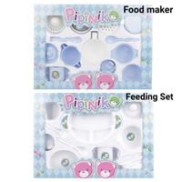 Peralatan makan Food Maker baby Pipiniko