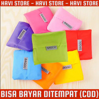 BAGCU Shopping Bag - Tas Belanja Jinjing Lipat Modis
