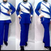 Baju Senam Muslim 01