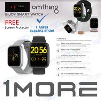 1MORE Omthing E-Joy Smart Watch Jam Pintar Sport SmartWatch Ejoy - Hitam
