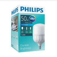Lampu led trueforce core philips 50w 50 watt 50watt bohlam bulb putih