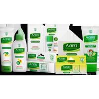 ACNES Original BPOM Creamy Face Wash Toner Sealing Jell Gel Acne Spot