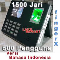 Mesin Absensi Fingerprint Magic SSR800