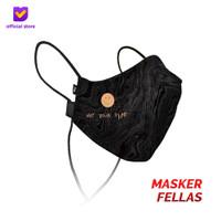 Masker Kain Non Medis Footstep Footwear – Earloop Mask Stylo Fellas