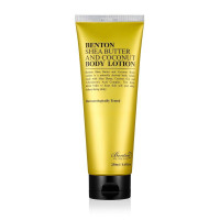 Benton Shea Butter dan Coconut Body Lotion NEW