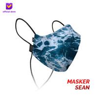 Masker Kain Non Medis Footstep Footwear – Earloop Mask Stylo Sean