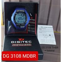 DIGITEC 3018 - DG3108 - DG3108 - JAM TANGAN DIGITEC STEP TRACKER ORI - NO 2