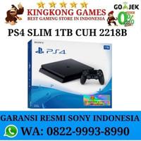 PS4 SLIM 1TB GARANSI RESMI SONY INDO - Sony Playstation 1TB