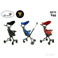 Baby Stroller Labeille EGG 8870 / Kereta Dorong Traveller Labeile