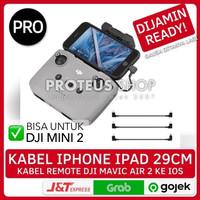 ✅ KABEL 29CM DATA CABLE REMOTE DRONE DJI Mavic Air 2 IPHONE IOS IPAD