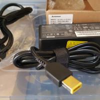 NEW Baru - Charger Casan Adaptor Laptop LENOVO mato USB ORI PALEMBANG