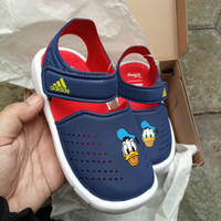sandal anak adidas forta disney donald original with original box