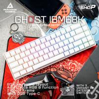 Paradox Gaming Ghost IBM68K - Gaming Keyboard