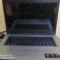 laptop lenovo ideapad 310-14ISK i5 6200, RAM 12Gb, VGA 2Gb Nvidia, 1Tb