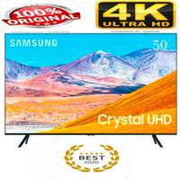 LED TV SAMSUNG 50 Inch 50TU6900 Digital Smart TV 4K UHD Garansi Resmi