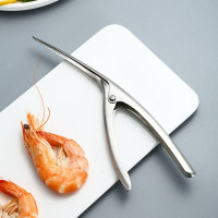 Peeler Pengupas Kulit Udang/Prawn/Shrimp Stainless Steel-SO05