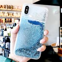 Case IPHONE 6 6S Plus 7 Plus 8 Plus 11 11 Pro Max Casing Glitter