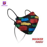 Masker Kain Non Medis Footstep Footwear – Earloop Mask Stylo Haku