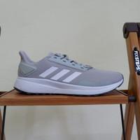 Sepatu Sport Running Pria ADIDAS Duramo 9 Grey 100% Original BNIB