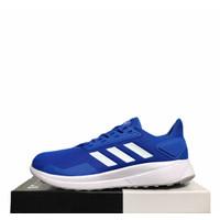 Sepatu Running Lari Adidas Duramo 9 Blue EG8664 ORIGINAL BNIB