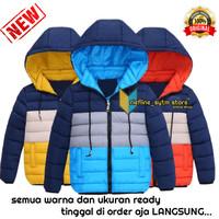jaket anak laki laki musim dingin / jaket winter anak