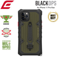 Case iPhone 11 Pro Max Element Case BLACK OPS ELITE - Olive