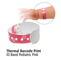 ID Band Anak Thermal Barcode Print Onemed