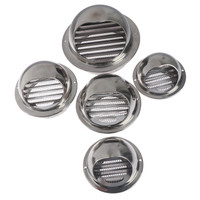 Stainless Steel Wall Air Vent Ducting