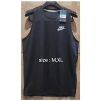 baju kaos singlet olahraga Nike original authentic