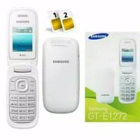 HANDPHONE SAMSUNG LIPAT - HP SAMSUNG LIPAT - SAMSUNG E1272 DUAL SIM