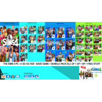 THE SIMS 4 FULL DLC - GAME PC - Download