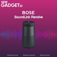Bose SoundLink Revolve Original Speaker Bluetooth - Triple Black