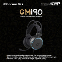 DBE ACOUSTICS GM190 7.1 virtual surround - Gaming Headset