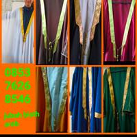 jubah bisth arab luaran imam habaib habib pesanan khusus