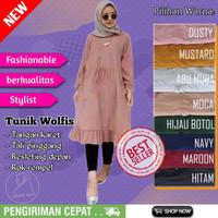 Long Tunik wolfis / model reinn dress