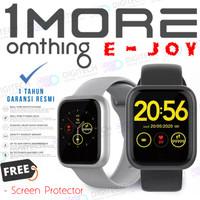 SmartWatch 1MORE Omthing E-Joy Jam Pintar Sport SmartWatch Ejoy - Hitam