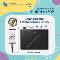 Huion H430P Pen Tablet H430 Drawing Pad 430 [4096]