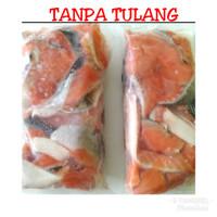 Tetelan Salmon 1 kg Tanpa Tulang