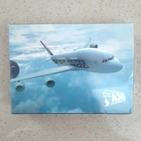 Kartu Remi SQ singaporeair, airbus A380