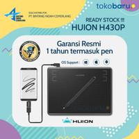 Huion H430P Graphic Drawing Pen Tablet Small Bonus Lengkap Garansi 1Th