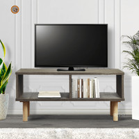 Offo Living Furniture - Rak TV Serbaguna RTV1-SP Sonoma Oak