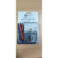 Avometer Multitester Multimeter Analog KISO SP - 110