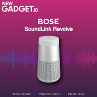 Bose SoundLink Revolve Original Speaker Bluetooth - Lux Gray