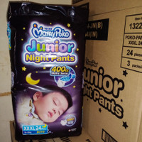 MamyPoko Junior Night Pants XXXL 24 Boys