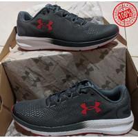 Under Armour original sepatu pria sport gym sneaker running promo