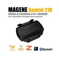 Magene Sensor Speedometer Sepeda Lipat Roadbike MTB Gemini S3+ 2in1