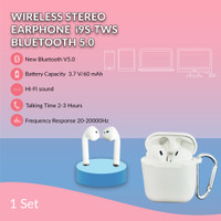 Earphone/Airpods I9S-TWS Bluetooth 5.0 Wireless Mini For IOS/Android